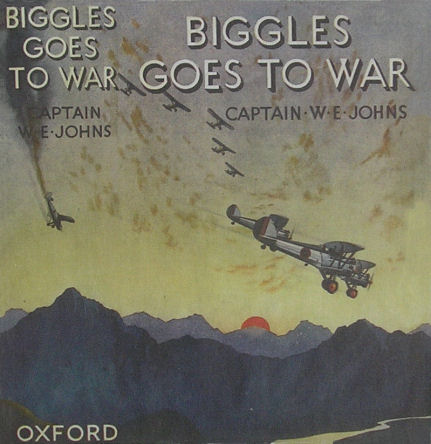 Description: Description: Description: Description: Description: Description: Description: Description: Description: Description: 14 Biggles Goes to War
