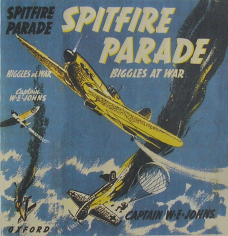 Description: Description: Description: Description: Description: Description: Description: Description: Description: Description: 24 Spitfire Parade - Biggles at War