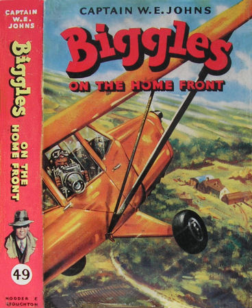 Description: Description: Description: Description: Description: Description: Description: Description: Description: Description: 62 Biggles on the Home Front