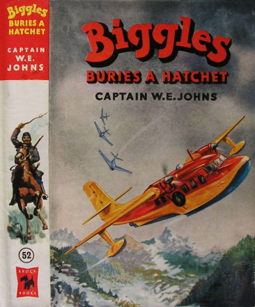 Description: Description: Description: Description: Description: Description: Description: Description: Description: Description: 65 Biggles Buries a Hatchet