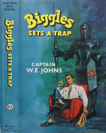 Description: Description: Description: Description: Description: Description: Description: Description: Description: Description: 76 Biggles Sets a Trap